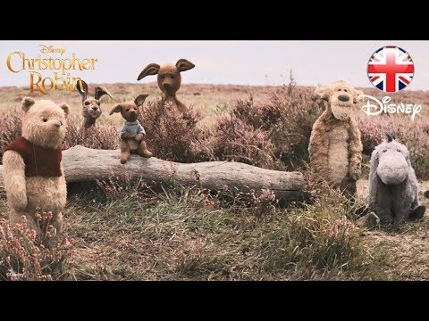 CHRISTOPHER ROBIN | NEW Trailer 3 | Official Disney UK