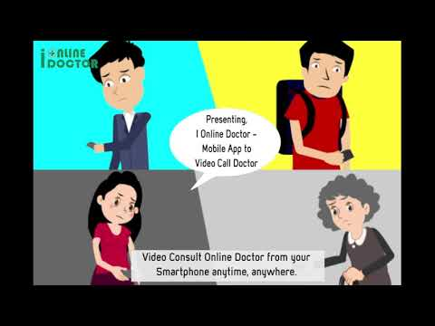Video Call and Consult Certified Doctors - I Online Doctor