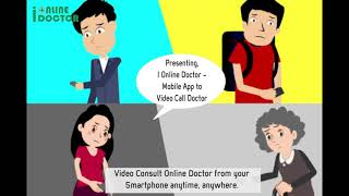 Online Doctor - Video Call Consultation - I Online Doctor
