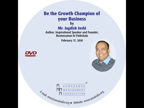 Be the Growth Champion of your Business
