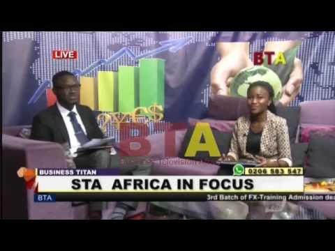 Business Titan: STA Africa In Focus