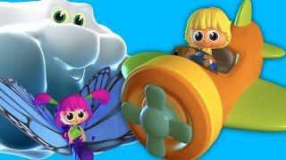 Cloud Cloud - Songs for kids, Children's Music | The Children's Kingdom