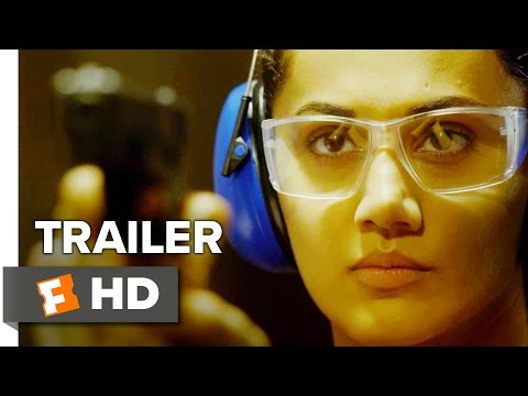 Naam Shabana Official Trailer 1 (2017) -...