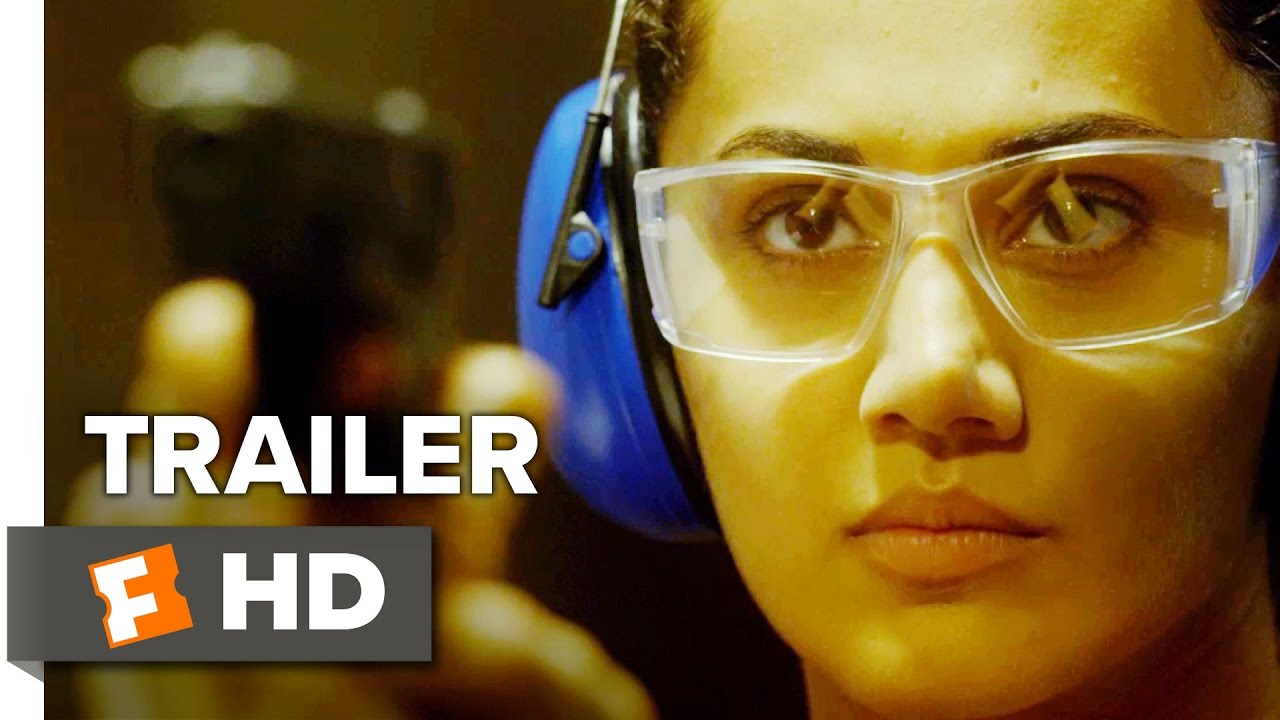 Download Naam Shabana Official Trailer 1 (2017) - Tapsee Pannu Movie