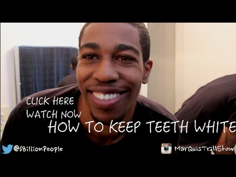 how to get wight teeth