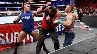 Team Raw vs Team SmackDown [ Elimination match Highlights ] - Survivor Series 19/11/2017 thumbnail