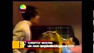 COMPARAÇÃO DE DUBLAGEM - ATRIZ LUCERO (REDUBLAGEM DE CHISPITA) - SBT