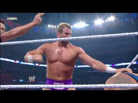 WWE Superstars 07/14/11 Part 1/4 (HQ)