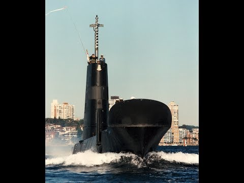 Oberon Class Submarines in RAN Service - Getting New Ears and Teeth
