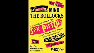 the Baudelaires - Mind the Bollocks