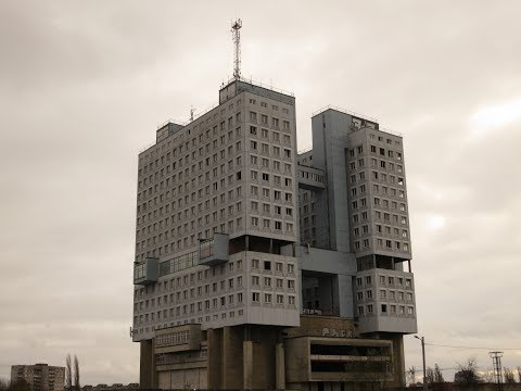 Record 11. Kaliningrad: The House Of Soviets. Part 1 - The Lower Floors