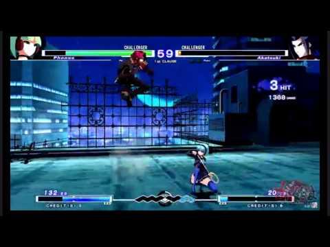22/7 - UNIST Arcsys Stream - Phonon vs Akatsuki
