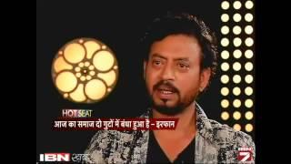 Salman Par Bollywood Ki Khamoshi Par Bole Irrfa...