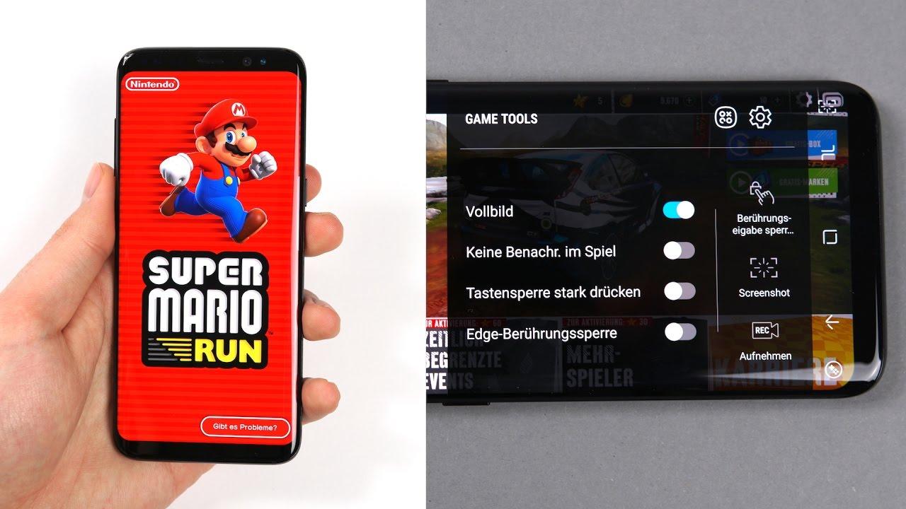 Samsung Spiele