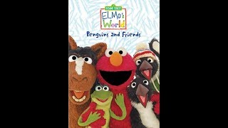 Elmo's World: Penguins And Friends (2011 DVD)