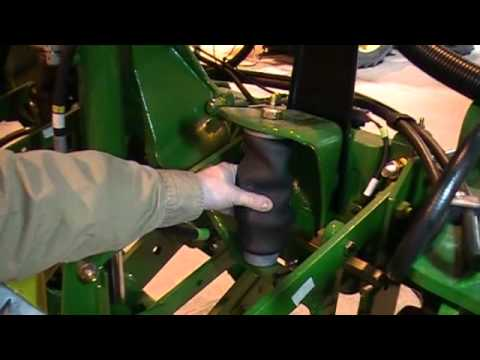 Variable Rate Drive Planter Youtube