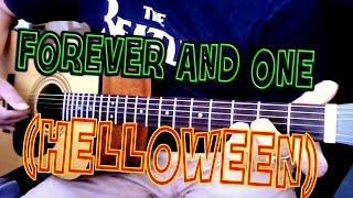 ♪♫ Helloween - Forever And One (Neverland) - Acoustic Guitar Cover By Ash Almond