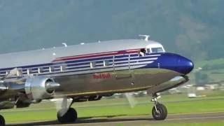 Douglas DC-6B - Airpower 2016 - The Flying Bulls