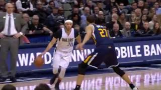 Repeat youtube video Steph and Seth had some plays this season that look nearly the EXACT same!