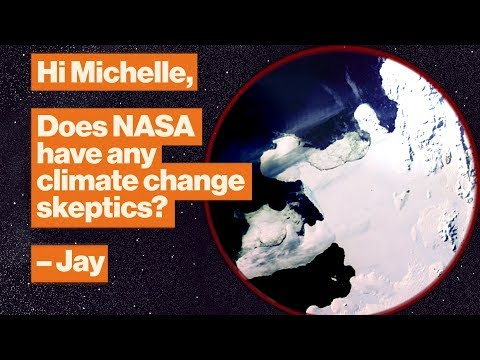 Does NASA have any climate change skeptics? | Michelle Thaller