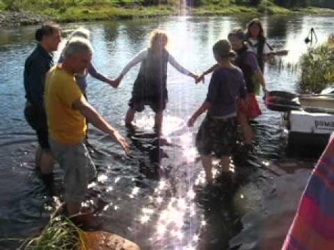 Maori tradition. River Dance. Dances of Universal Peace.