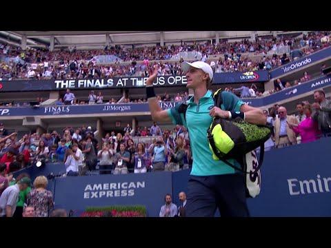 US Open Tennis: Kevin Anderson 2018 Wimbledon Finalist