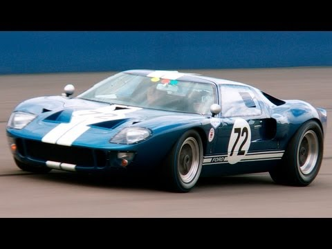 Racing Vintage Cobras, Daytonas & Mustangs at the 2013 Shelby Convention! - HOT ROD Unlimited Ep. 38