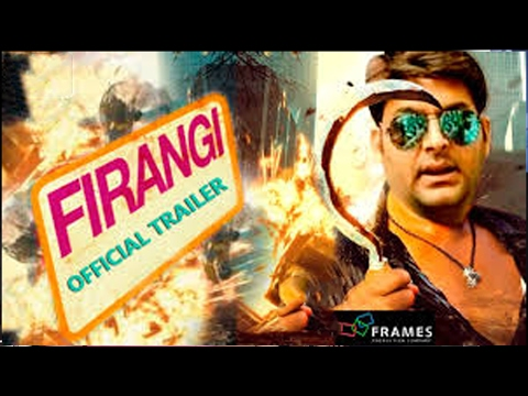 Firangi | Official Trailer #1 (2017) | Kapil Sharma | Ishita Dutta | Tamannaah Bhatia Fan Made