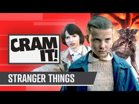 The COMPLETE Stranger Things Recap | CRAM IT