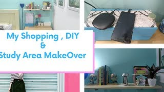 My Shopping and Makeover of Study Area    Study Area Organization   My Shopping