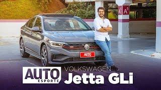 Volkswagen Jetta GLI: o sedã mais rápido da VW no Brasil