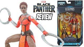 Review Nakia Marvel Legends filme Black Panther / Pantera Negra - brinquedo boneco Lupita Nyong'o