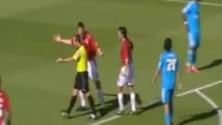 Bristol City v Middlesbrough 2009-10 JOHNSON MAYNARD GOAL