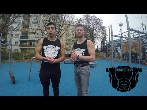 Comment Commencer Le Calisthenics/Street Workout ? - Bar Brothers FR