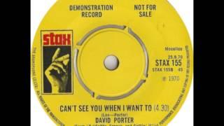 David Porter   Can