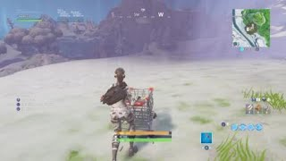 Fortnite Cube Glitch - Floating Island Glitch