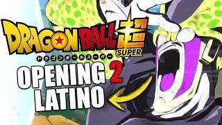CELL reacciona al NUEVO OPENING 2 LATINO  de DRAGON BALL SUPER