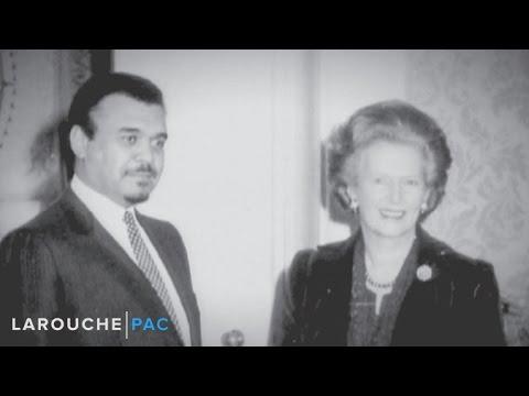 LaRouche: 9/11—A British and Saudi Coup