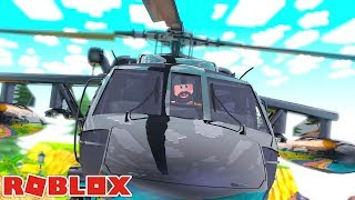 1 MILLION DE DOLLARS D'HÉLICOPTÈRE MILITAIRE MISE À JOUR! | Jailbreak - France ROBLOX en direct