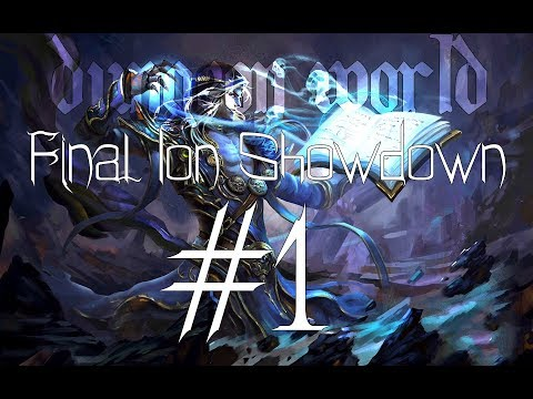 ★Dungeon World - Living Story: Final Ion Showdown - Part 1★