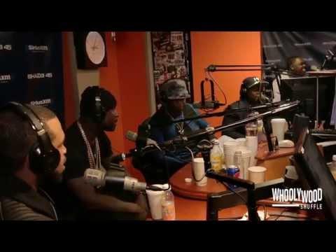 Kidd Kidd, 50 Cent & Lloyd Banks - Big Body Benz (On-air Performance)