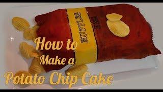 How To Make A Potato Chip Cake