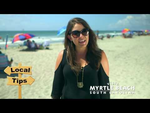 Local Tips - Myrtle Beach, South Carolina