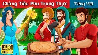 Chàng Tiều Phu Trung Thực | The Honest Woodcutter Story | Chuyen co tich | Truyện cổ tích việt nam