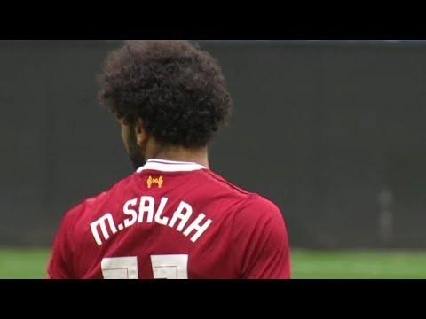 Mohamed Salah vs Wigan (Liverpool Debut) HD 720p (14/07/2017)