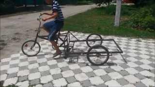 """Проект """"Трехколесный велосипед (трицикл)"""". Часть 2"""