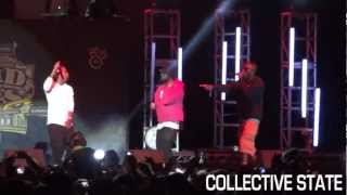 Black Hippy Performs