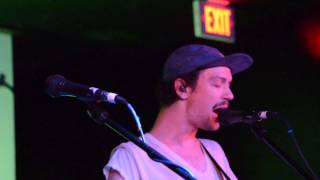 Darwin Deez - Suicide Song - LIVE 03/28/13 Buffalo, NY
