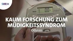 Kaum Forschung bei ME/CFS | Odysso - Wissen im SWR