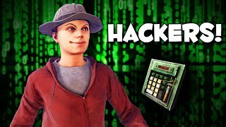 HACKERS - Rust Funny Moments ft. Faceless